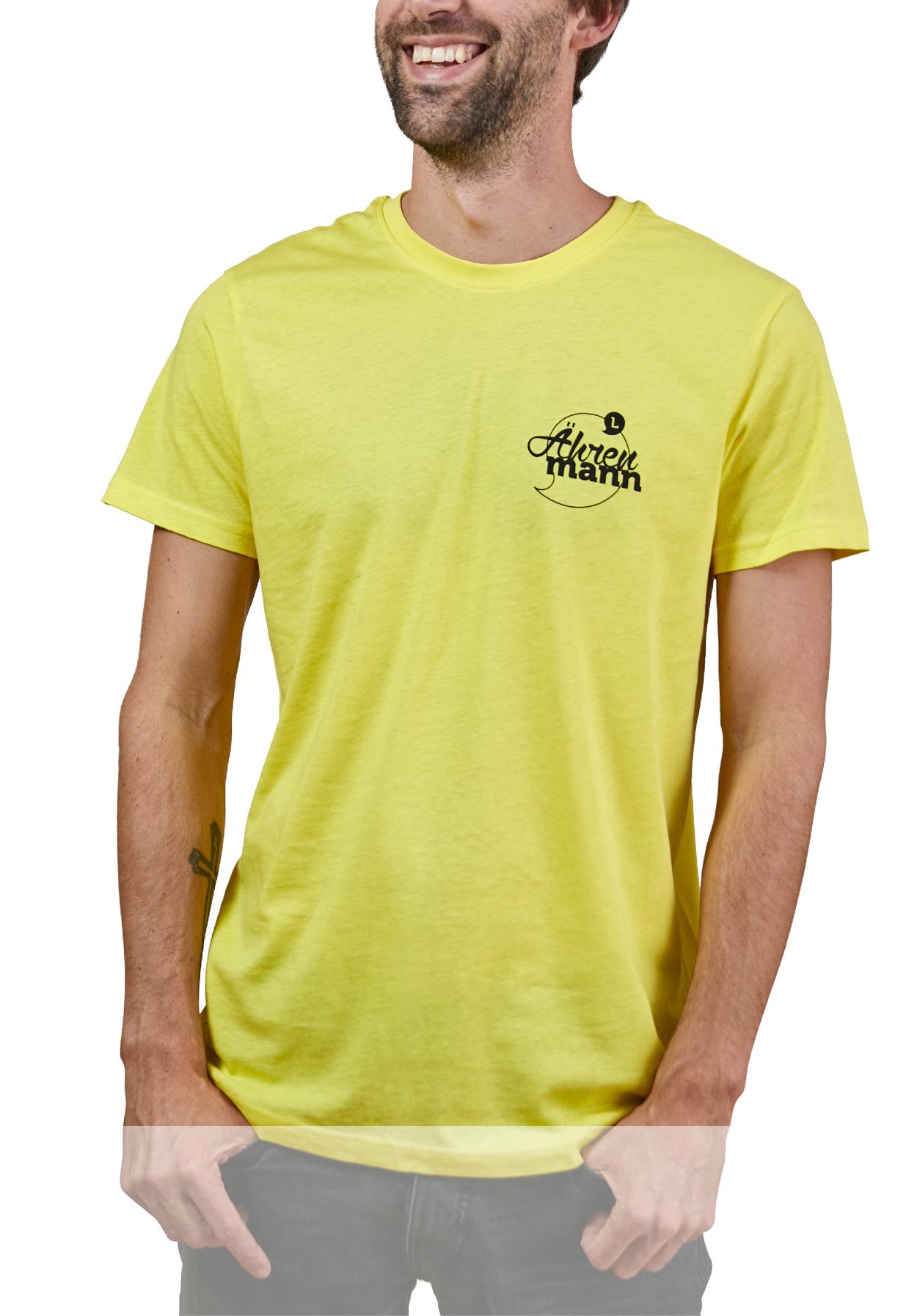 """Herren T-Shirt """"Ährenmann"""""""