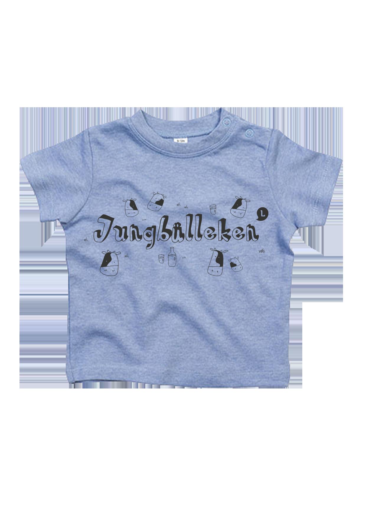 Baby T-Shirt Jungbülleken