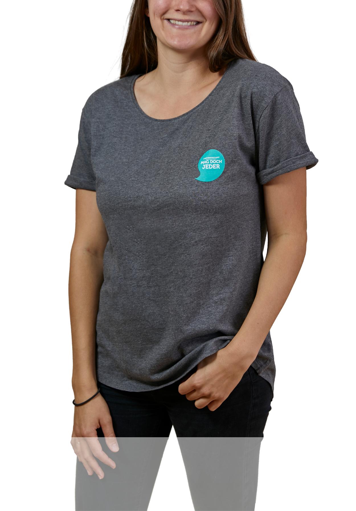 "Damen T-Shirt ""Landwirtschaft – MAG DOCH JEDER"""
