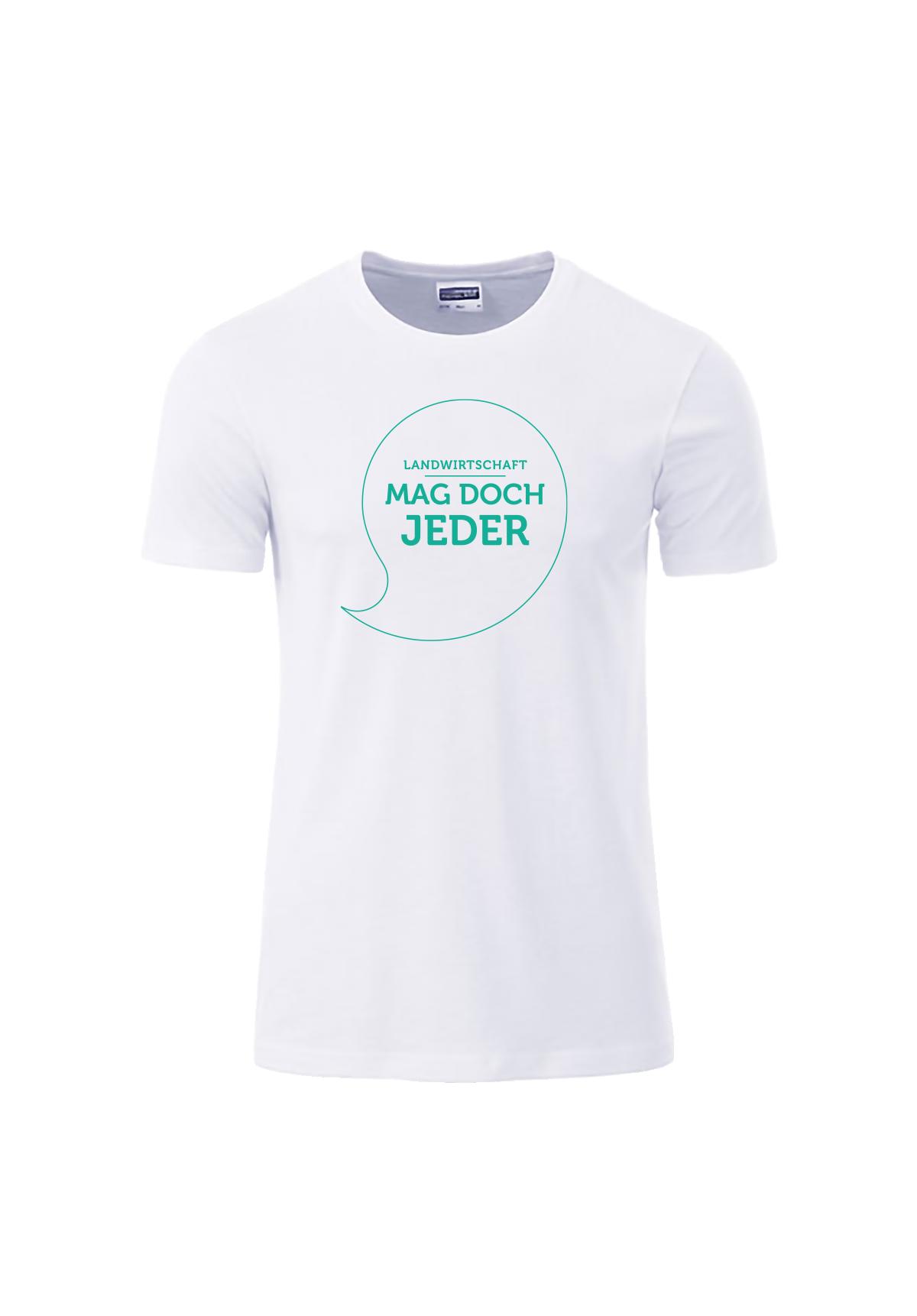 """Herren T-Shirt """"Landwirtschaft – MAG DOCH JEDER"""""""