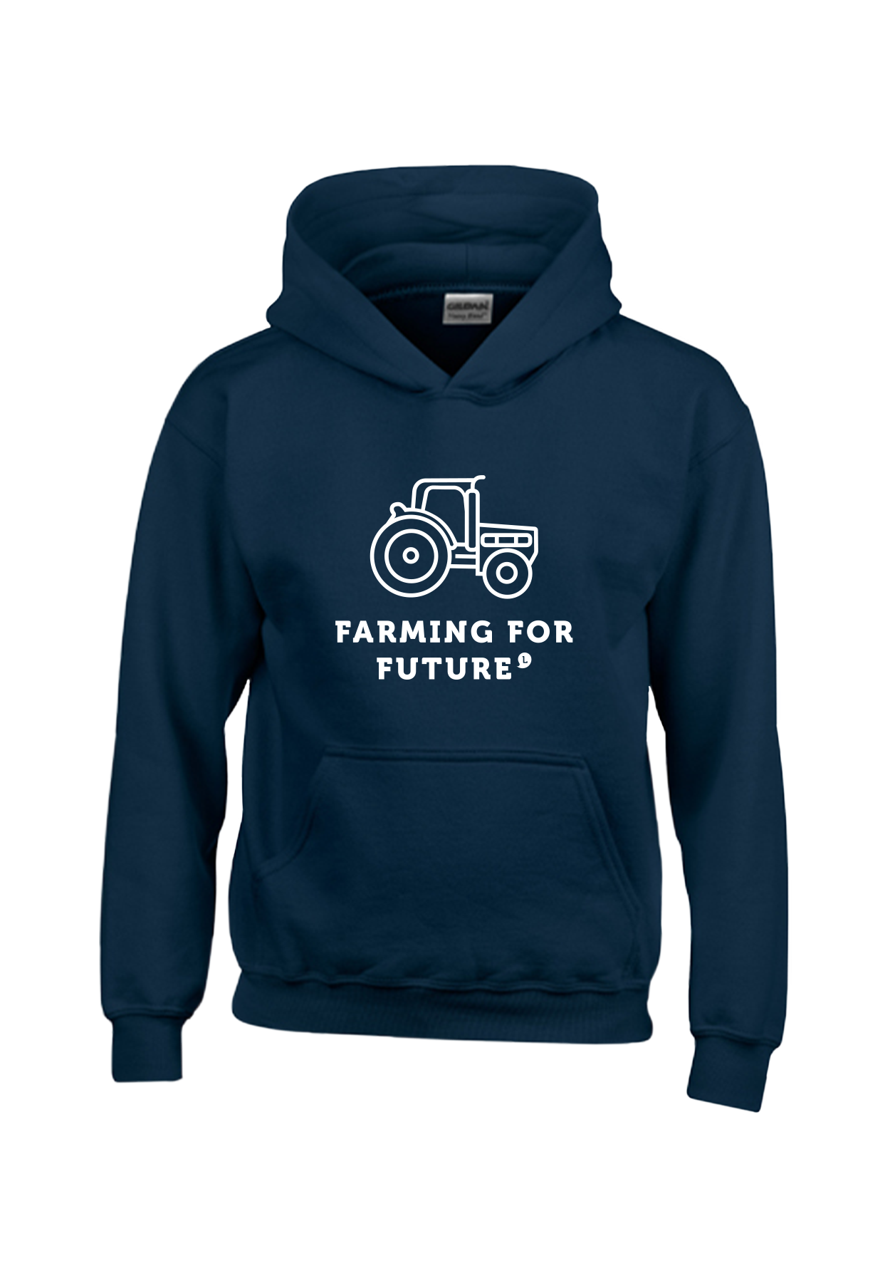 Kids Hoody Farming for Future