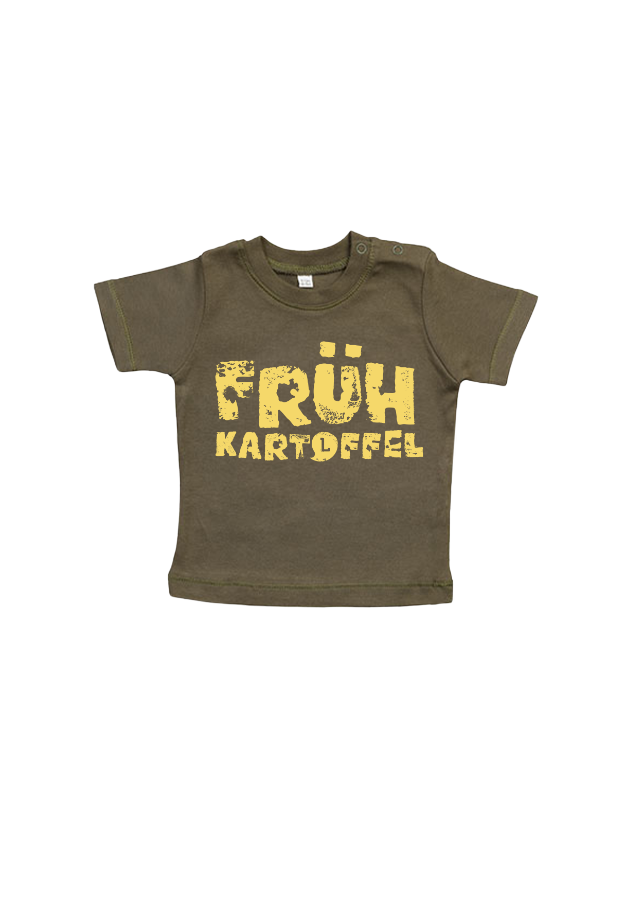 Baby T-Shirt  Frühkartoffel